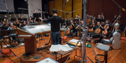 Composer Ramin Djawadi conducts the Hollywood Studio Symphony