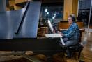 Bryan Pezzone on piano
