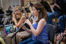 Jennifer Cullinan on oboe