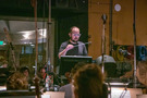 Composer Joseph Trapanese conducts the Hollywood Studio Symphony