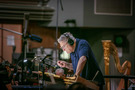 Composer Randy Newman conducts his score for <i>Toy Story 4</i>