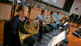 The French horns perform on <em>The Umbrella Academy</em>
