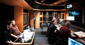 Inside the AIR Studios control room