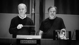 Composers Ken Corday and D. Brent Nelson