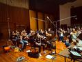 The string session for <em>Days of Our Lives</em> at Warner Bros.