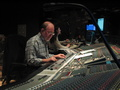 Scoring Mixer Armin Steiner and Engineer Christine Sirois