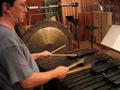 Brian Kilgore on Percussion