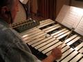 Percussionist Emil Richards
