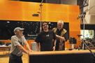 Dan Wallin, Michael Giacchino, and Tim Simonec