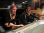 Director Andrew Adamson and composer Harry Gregson-Williams