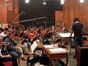 Damon Intrabartolo conducts the Hollywood Studio Symphony