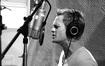Neil Patrick Harris records his vocals