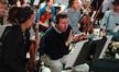 Concertmaster/contractor Mark Robertson