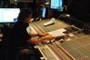 Music scoring mixer Simon Rhodes
