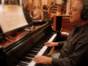 Pianist Mike Lang plays on <i>Bambi II</i>
