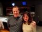 Danny Elfman and Deborah Lurie at the <i>Deep Sea 3D </i>mix at Warner Brothers