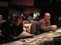 Composer Deborah Lurie with Armin Steiner