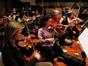 Julie Gigante performs violin solos