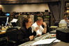 Composer Mark Isham and score mixer Shawn Murphy