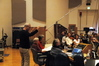 James Newton Howard talks to the orchestra