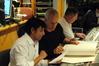 M. Night Shyamalan, James Newton Howard and Shawn Murphy