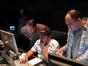 Music editors Alex Levy, Stephen Davis and Alan Schlaifer
