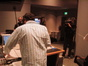 The Hi-Definition team from Paramount films the scoring session