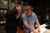 Alex Wurman and agent Richard Kraft