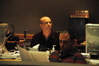 Composer Theodore Shapiro and score mixer Chris Fogel
