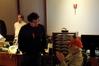 Michael Giacchino and scoring mixer Dan Wallin discuss a cue