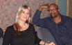 Monica Zierhut and Booker White