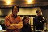 Composer David Newman, Score Mixer Fred Vogler and Director Brian Robbins