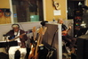 Abraham Laboriel and George Doering play guitar on <i>Rush Hour 3</i>