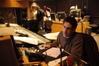 ToddAO Stage Recordist Tom Hardisty slates a take