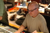 Scoring mixer Brad Haehnel works on <i>Walk Hard</i>