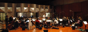 Nick Fevola conducts <i>Actually, Adieu My Love</i>
