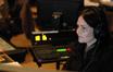 Stage Recordist Christine Sirois