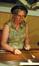 Percussionist Theresa Diamond