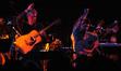 Steve Bartek and Brendan McCreary play guitars