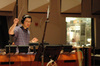 Austin Wintory conducts the Hollywood Studio Symphony