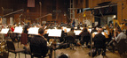 Pete Anthony conducts the orchestra