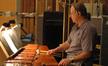 Alan Estes plays marimba
