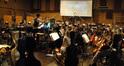 The Hollywood Studio Symphony performs on <i>Eagle Eye</i>