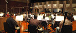 The Hollywood Studio Symphony performs on <i>Get Smart</i>