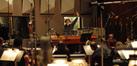 Gordon Goodwin thanks the orchestra