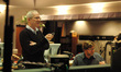 Composer James Newton Howard and scoring mixer Alan Meyerson