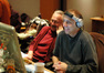 Auricle operator Richard Grant and  ProTools recordist Vinnie Cirilli