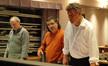 Ken Gruberman, Evyen Klean and Joseph Vitarelli