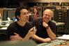 Composer Jim Dooley and scoring mixer Dennis Sands