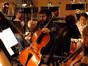 Armen Ksajikian and his cello cozy